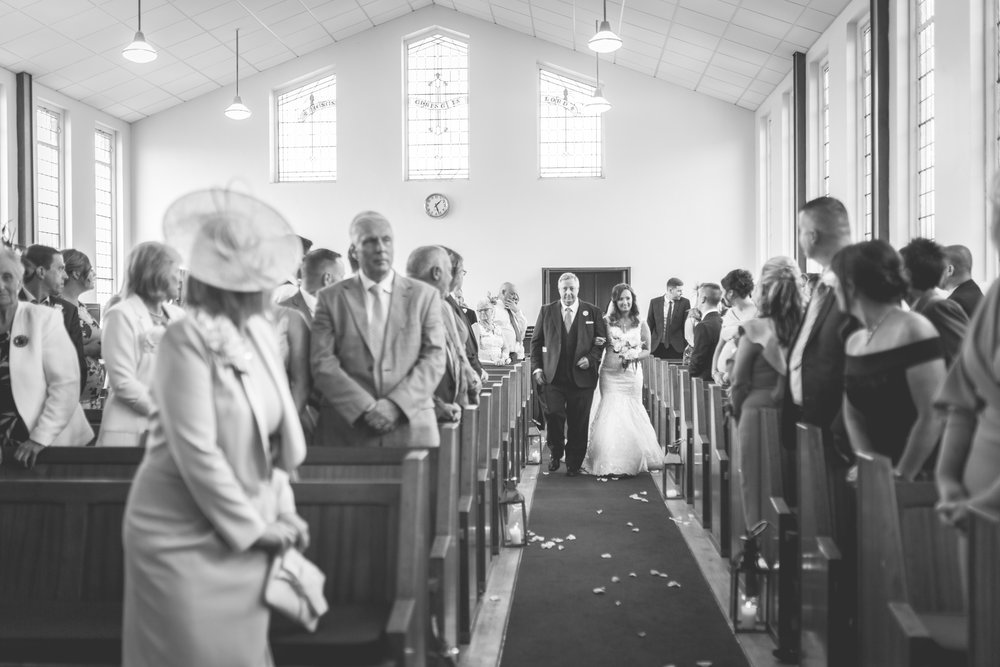 Brian McEwan | Northern Ireland Wedding Photographer | Rebecca & Michael | Ceremony-17.jpg