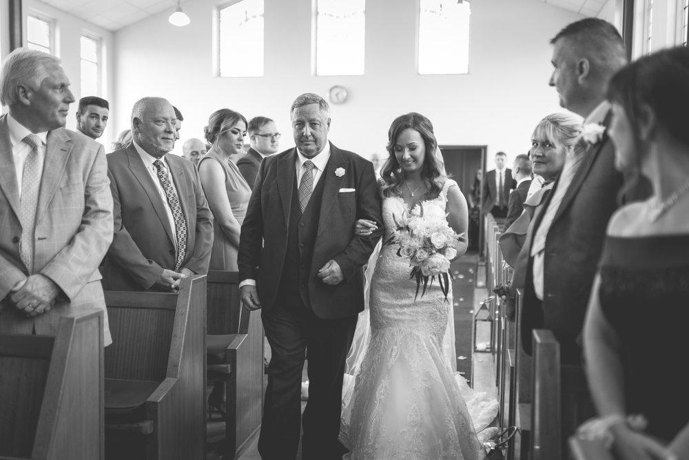 Brian McEwan | Northern Ireland Wedding Photographer | Rebecca & Michael | Ceremony-20.jpg