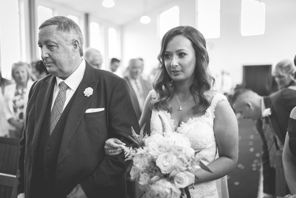 Brian McEwan | Northern Ireland Wedding Photographer | Rebecca & Michael | Ceremony-22.jpg