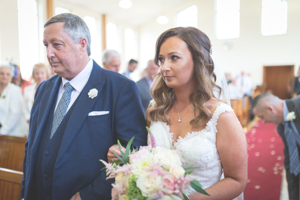 Brian McEwan | Northern Ireland Wedding Photographer | Rebecca & Michael | Ceremony-23.jpg