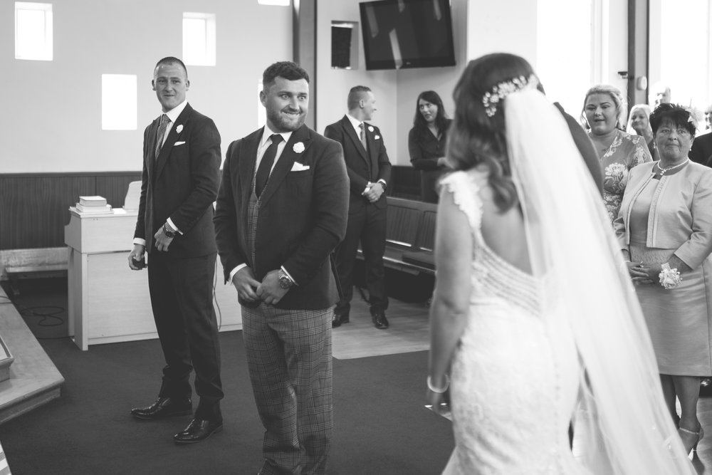 Brian McEwan | Northern Ireland Wedding Photographer | Rebecca & Michael | Ceremony-26.jpg