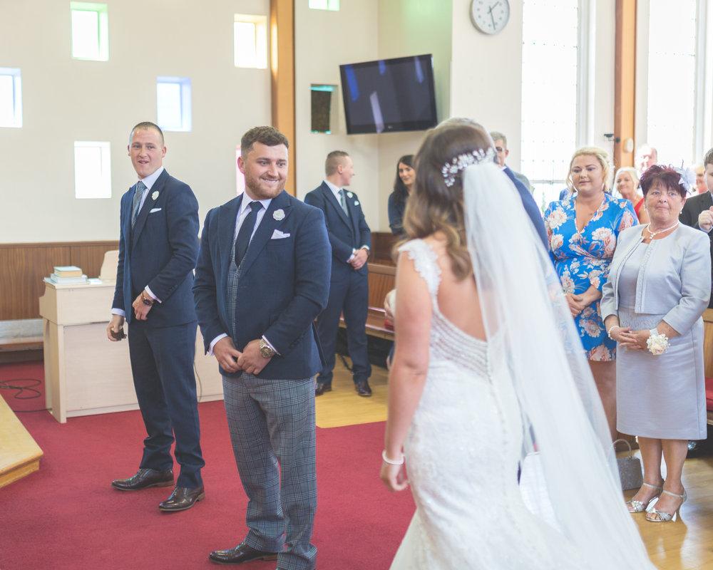 Brian McEwan | Northern Ireland Wedding Photographer | Rebecca & Michael | Ceremony-27.jpg