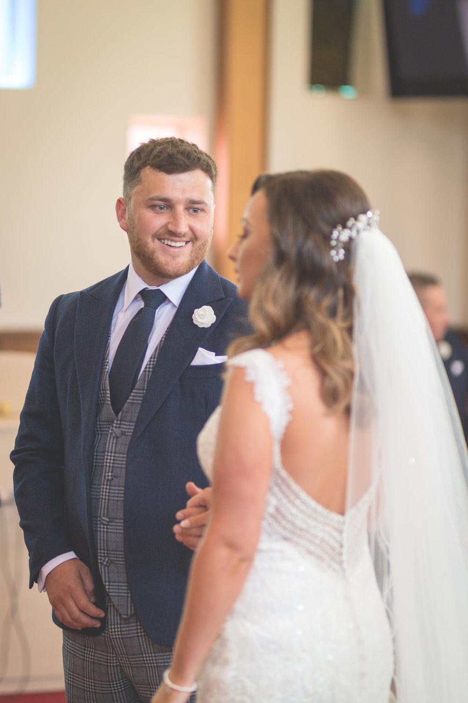 Brian McEwan | Northern Ireland Wedding Photographer | Rebecca & Michael | Ceremony-31.jpg