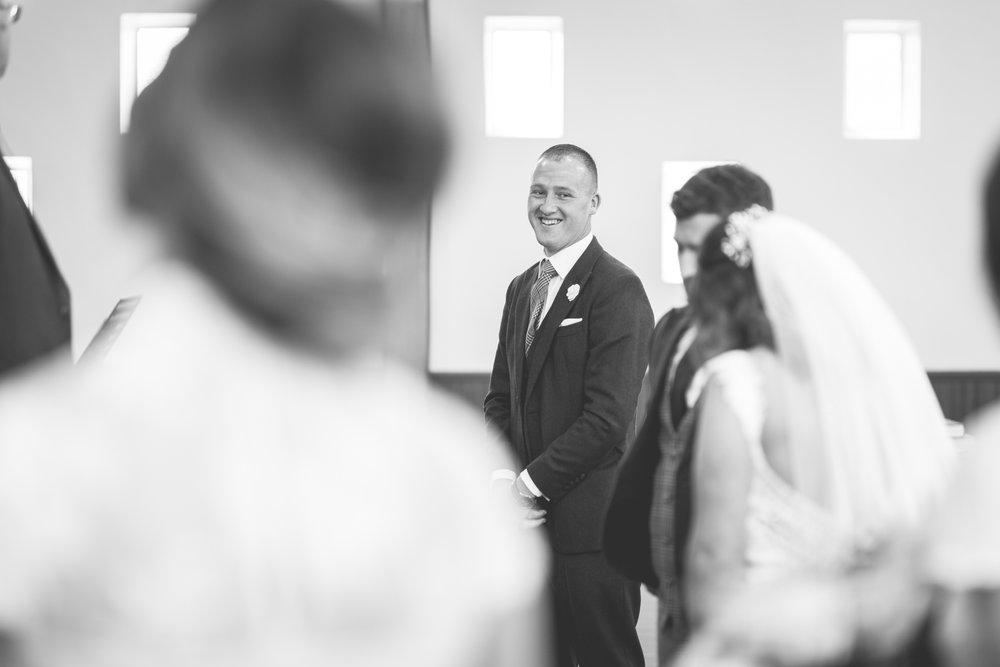 Brian McEwan | Northern Ireland Wedding Photographer | Rebecca & Michael | Ceremony-37.jpg