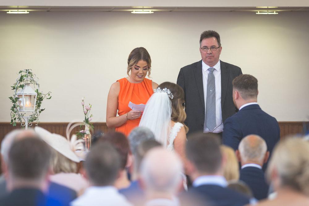 Brian McEwan | Northern Ireland Wedding Photographer | Rebecca & Michael | Ceremony-41.jpg