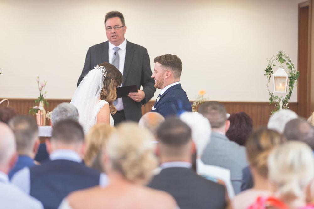 Brian McEwan | Northern Ireland Wedding Photographer | Rebecca & Michael | Ceremony-51.jpg