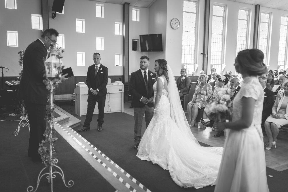 Brian McEwan | Northern Ireland Wedding Photographer | Rebecca & Michael | Ceremony-52.jpg