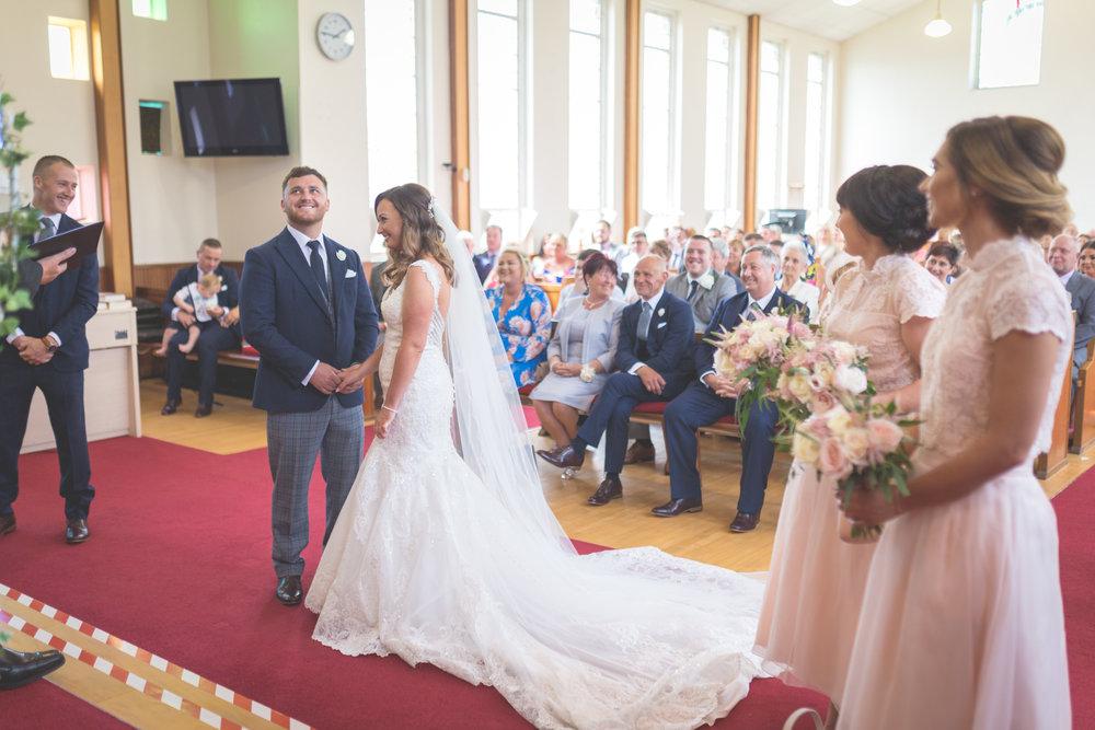Brian McEwan | Northern Ireland Wedding Photographer | Rebecca & Michael | Ceremony-55.jpg