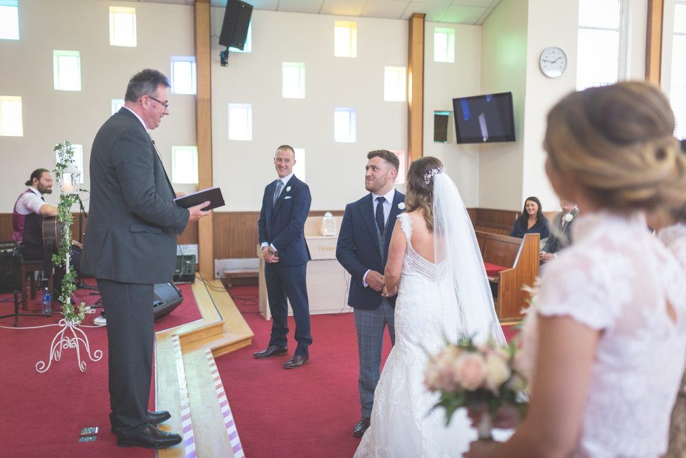 Brian McEwan | Northern Ireland Wedding Photographer | Rebecca & Michael | Ceremony-57.jpg
