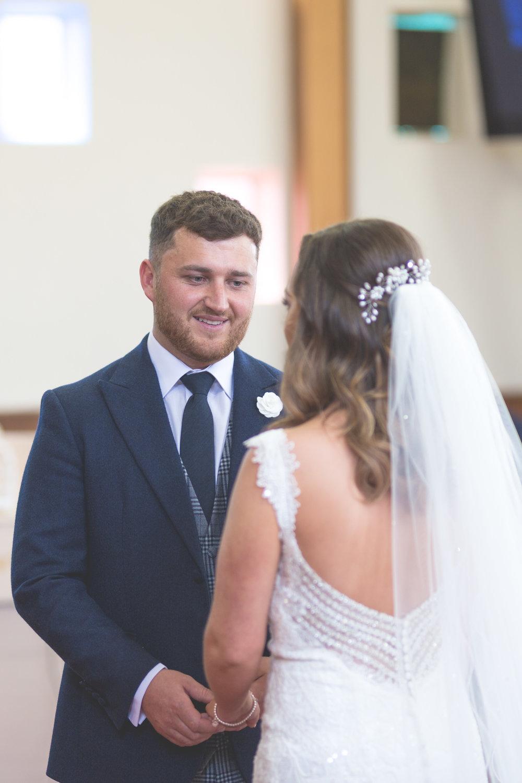 Brian McEwan | Northern Ireland Wedding Photographer | Rebecca & Michael | Ceremony-58.jpg