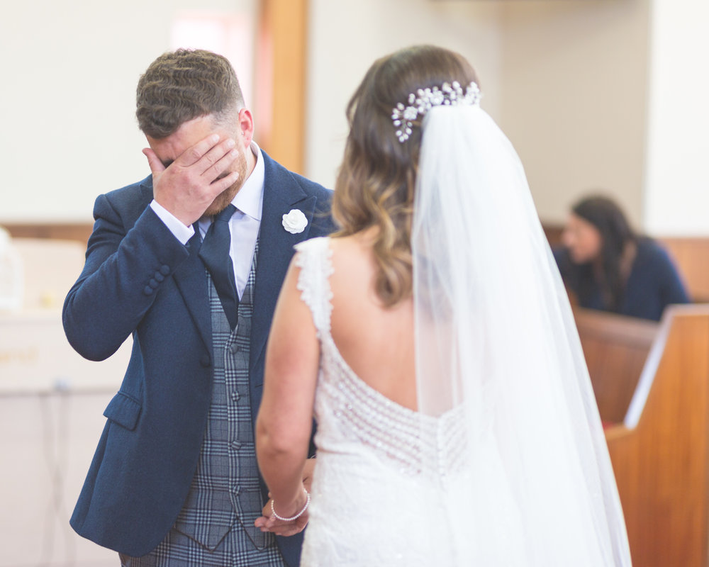 Brian McEwan | Northern Ireland Wedding Photographer | Rebecca & Michael | Ceremony-60.jpg