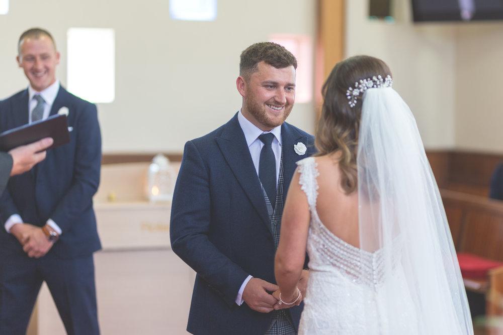 Brian McEwan | Northern Ireland Wedding Photographer | Rebecca & Michael | Ceremony-64.jpg
