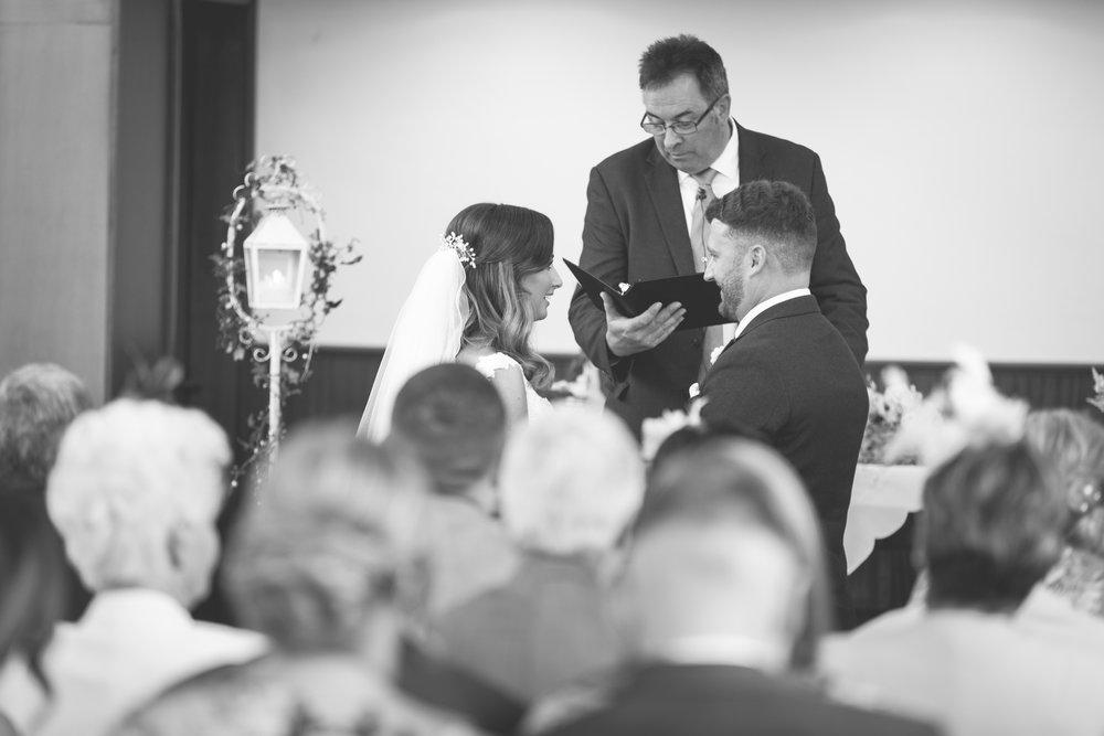 Brian McEwan | Northern Ireland Wedding Photographer | Rebecca & Michael | Ceremony-66.jpg