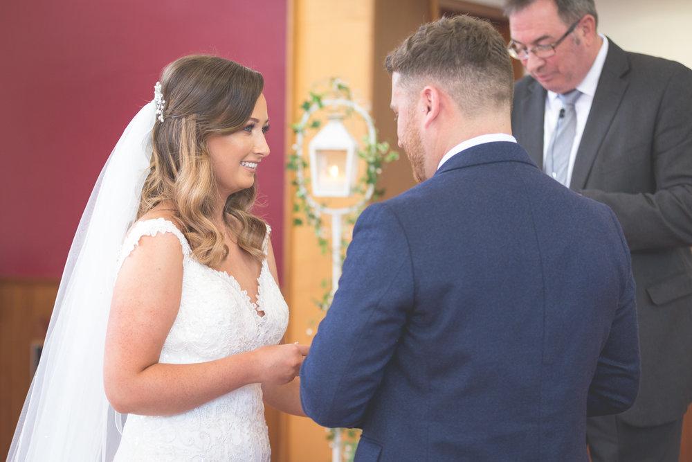 Brian McEwan | Northern Ireland Wedding Photographer | Rebecca & Michael | Ceremony-67.jpg