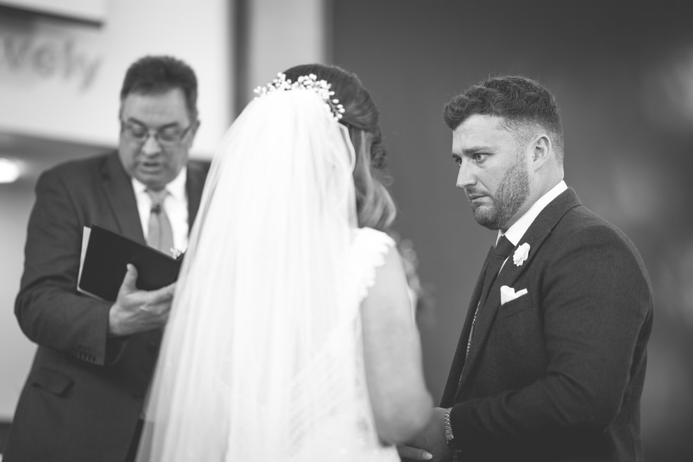 Brian McEwan | Northern Ireland Wedding Photographer | Rebecca & Michael | Ceremony-68.jpg