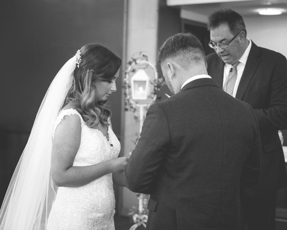 Brian McEwan | Northern Ireland Wedding Photographer | Rebecca & Michael | Ceremony-69.jpg