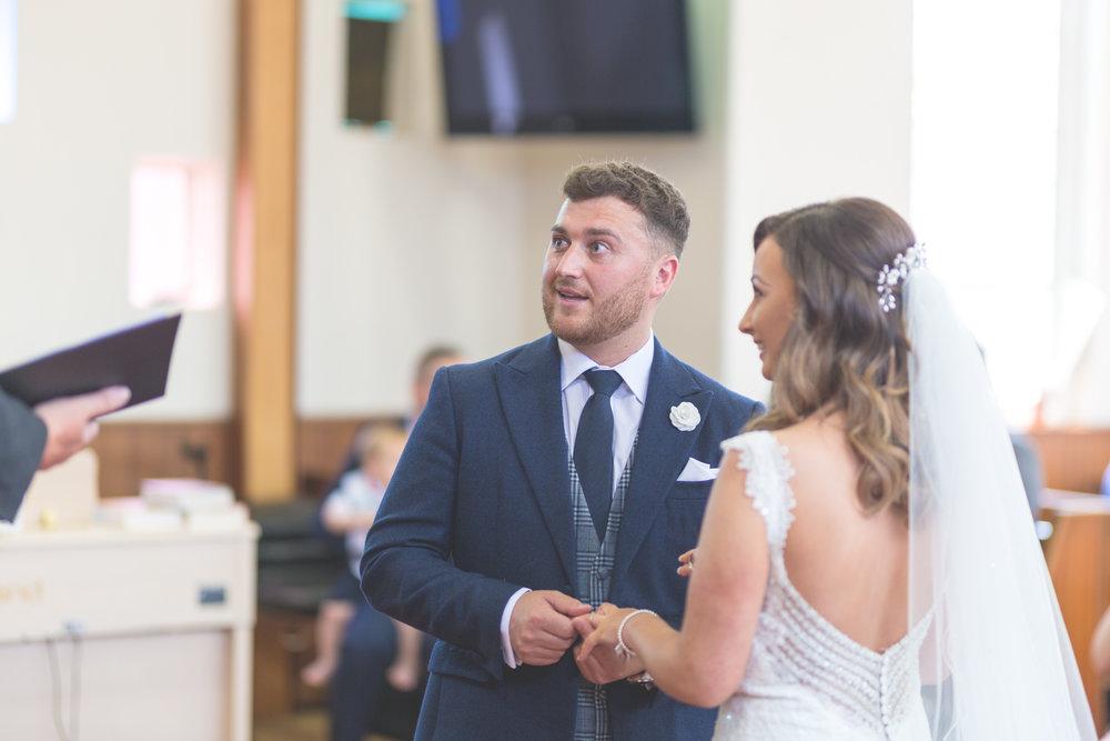 Brian McEwan | Northern Ireland Wedding Photographer | Rebecca & Michael | Ceremony-71.jpg