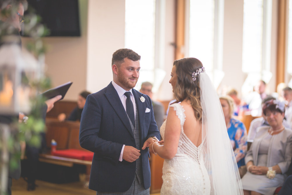 Brian McEwan | Northern Ireland Wedding Photographer | Rebecca & Michael | Ceremony-76.jpg