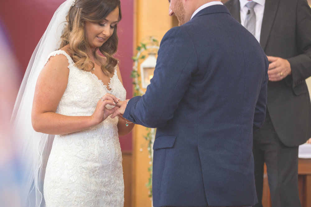 Brian McEwan | Northern Ireland Wedding Photographer | Rebecca & Michael | Ceremony-75.jpg