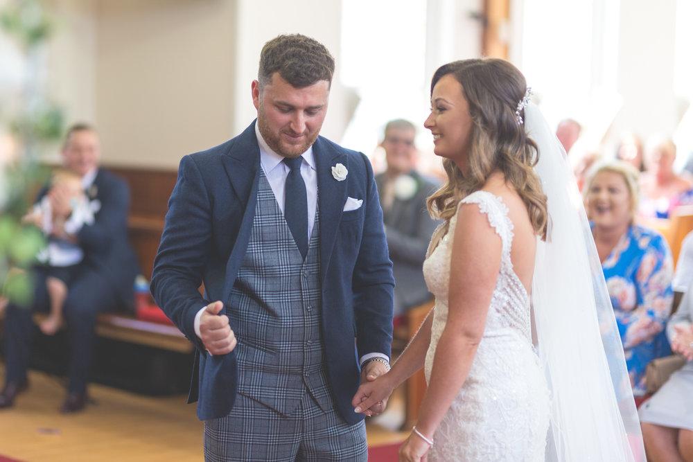 Brian McEwan | Northern Ireland Wedding Photographer | Rebecca & Michael | Ceremony-81.jpg
