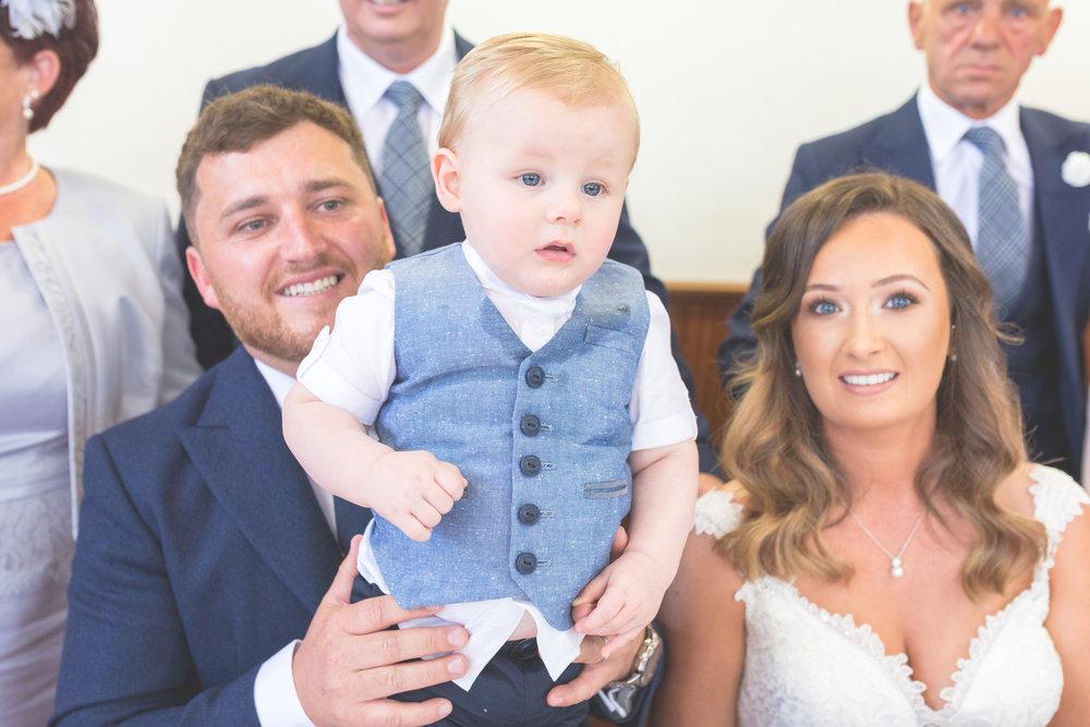 Brian McEwan | Northern Ireland Wedding Photographer | Rebecca & Michael | Ceremony-93.jpg