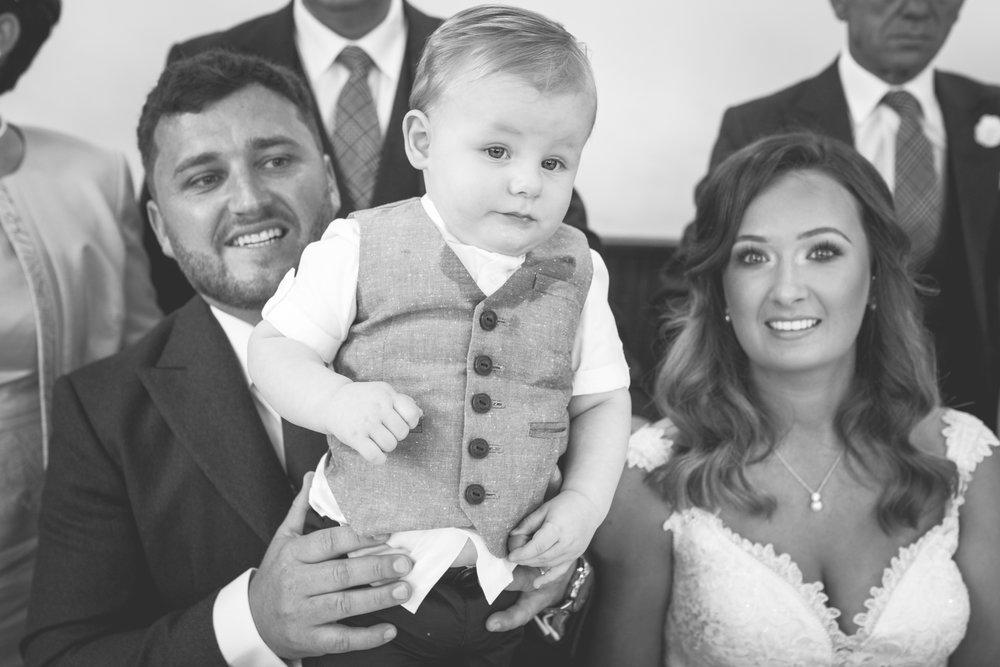 Brian McEwan | Northern Ireland Wedding Photographer | Rebecca & Michael | Ceremony-94.jpg