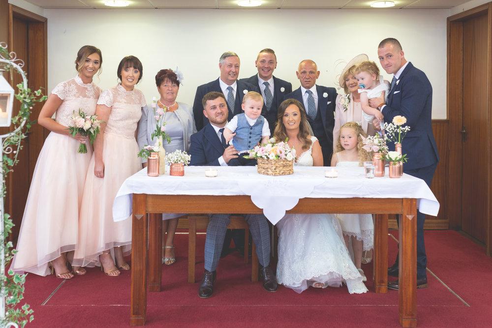Brian McEwan | Northern Ireland Wedding Photographer | Rebecca & Michael | Ceremony-96.jpg