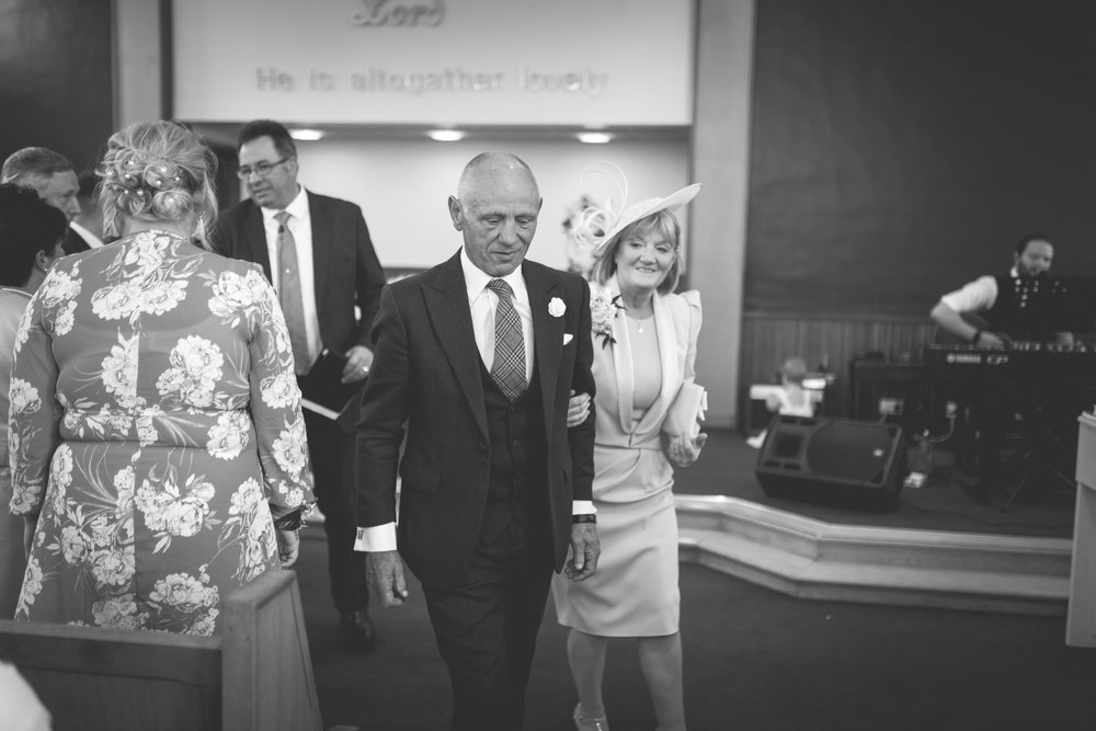 Brian McEwan | Northern Ireland Wedding Photographer | Rebecca & Michael | Ceremony-103.jpg