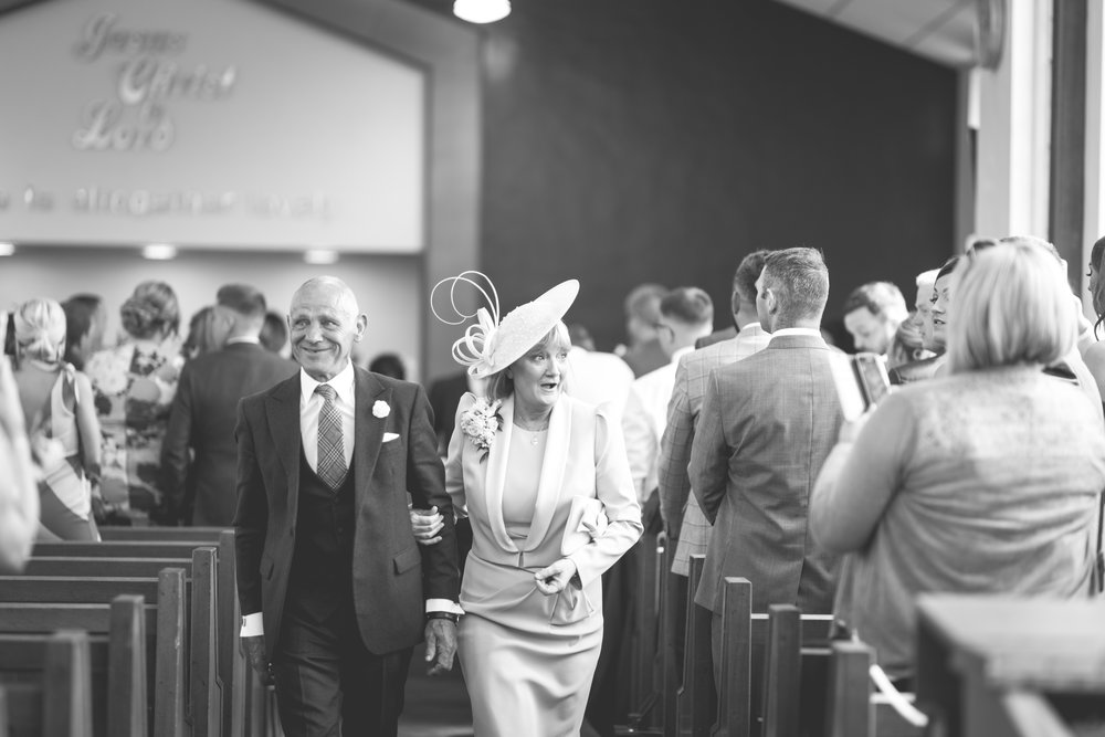 Brian McEwan | Northern Ireland Wedding Photographer | Rebecca & Michael | Ceremony-106.jpg