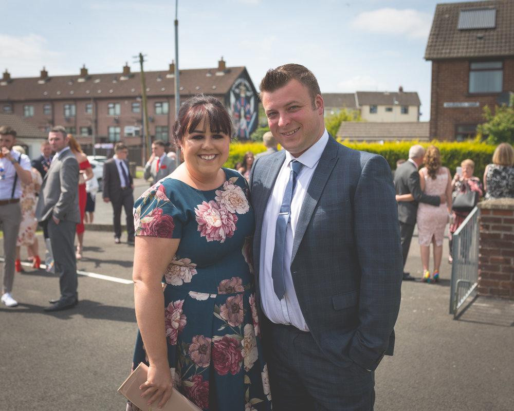 Brian McEwan | Northern Ireland Wedding Photographer | Rebecca & Michael | Ceremony-119.jpg