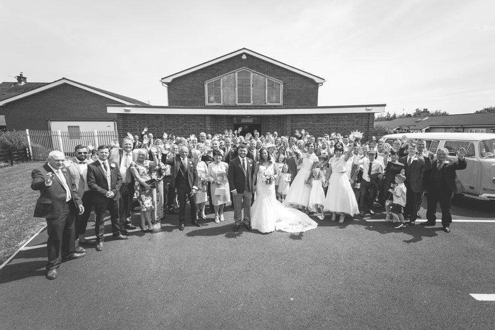 Brian McEwan | Northern Ireland Wedding Photographer | Rebecca & Michael | Ceremony-121.jpg