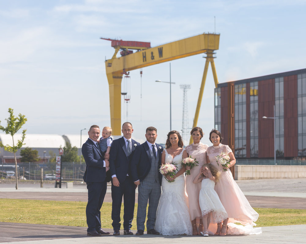 Brian McEwan | Northern Ireland Wedding Photographer | Rebecca & Michael | Portraits-48.jpg