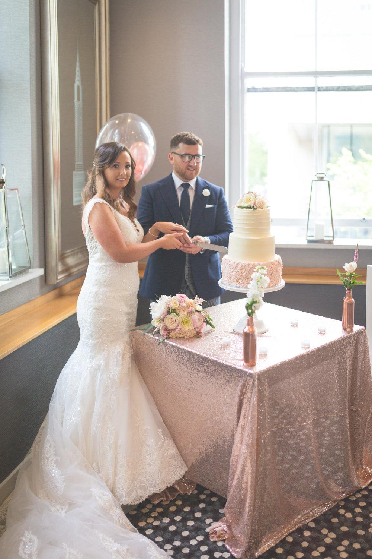 Brian McEwan | Northern Ireland Wedding Photographer | Rebecca & Michael | Ten Square Belfast Reception-14.jpg