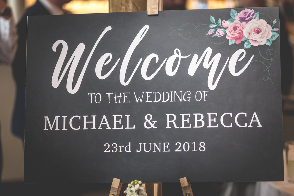 Brian McEwan | Northern Ireland Wedding Photographer | Rebecca & Michael | Ten Square Belfast Reception-20.jpg