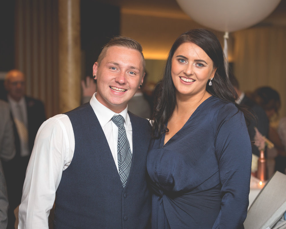 Brian McEwan | Northern Ireland Wedding Photographer | Rebecca & Michael | Ten Square Belfast Reception-25.jpg