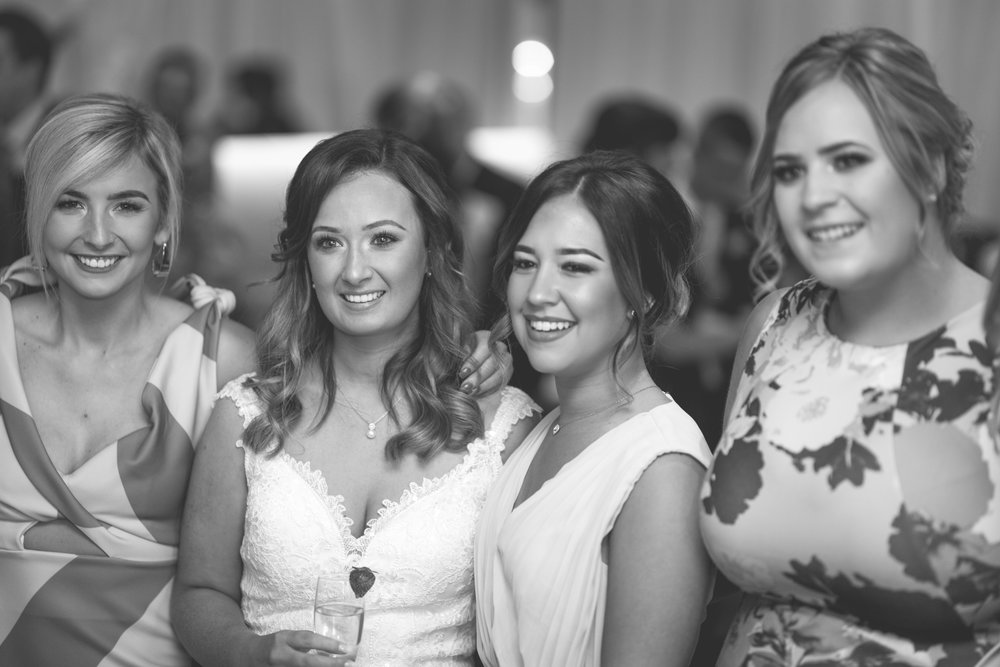 Brian McEwan | Northern Ireland Wedding Photographer | Rebecca & Michael | Ten Square Belfast Reception-26.jpg