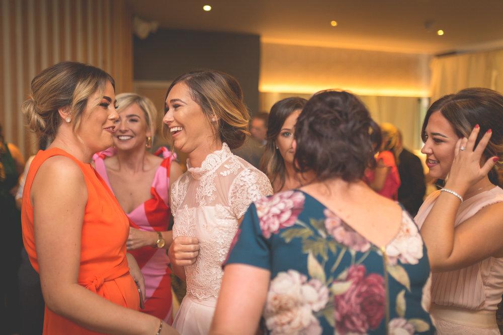 Brian McEwan | Northern Ireland Wedding Photographer | Rebecca & Michael | Ten Square Belfast Reception-27.jpg
