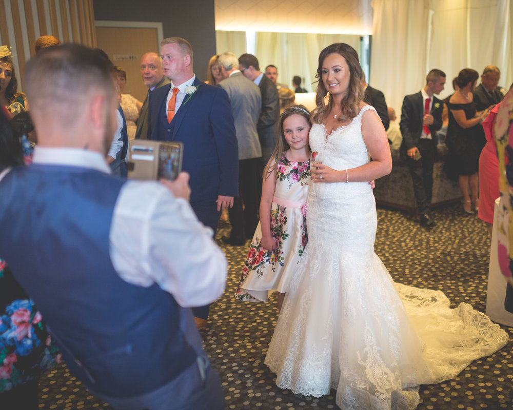 Brian McEwan | Northern Ireland Wedding Photographer | Rebecca & Michael | Ten Square Belfast Reception-28.jpg