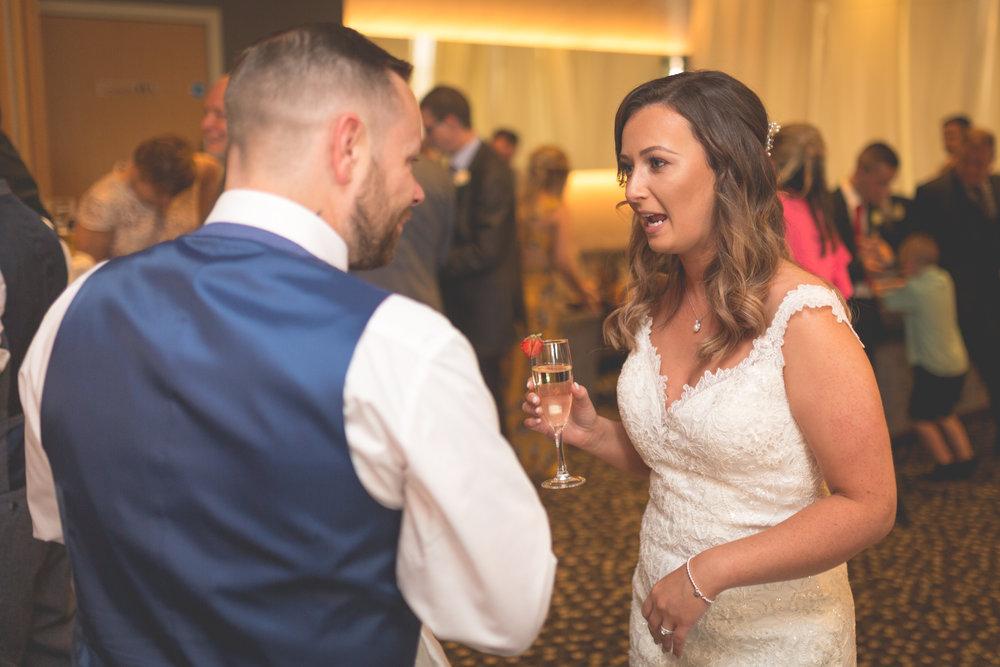 Brian McEwan | Northern Ireland Wedding Photographer | Rebecca & Michael | Ten Square Belfast Reception-31.jpg