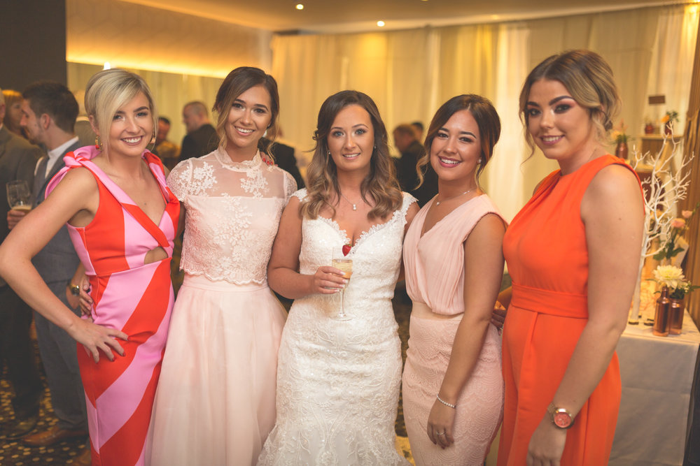 Brian McEwan | Northern Ireland Wedding Photographer | Rebecca & Michael | Ten Square Belfast Reception-33.jpg