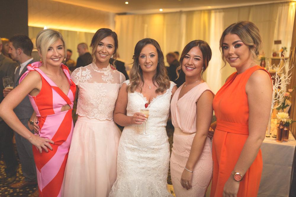 Brian McEwan | Northern Ireland Wedding Photographer | Rebecca & Michael | Ten Square Belfast Reception-33.jpg