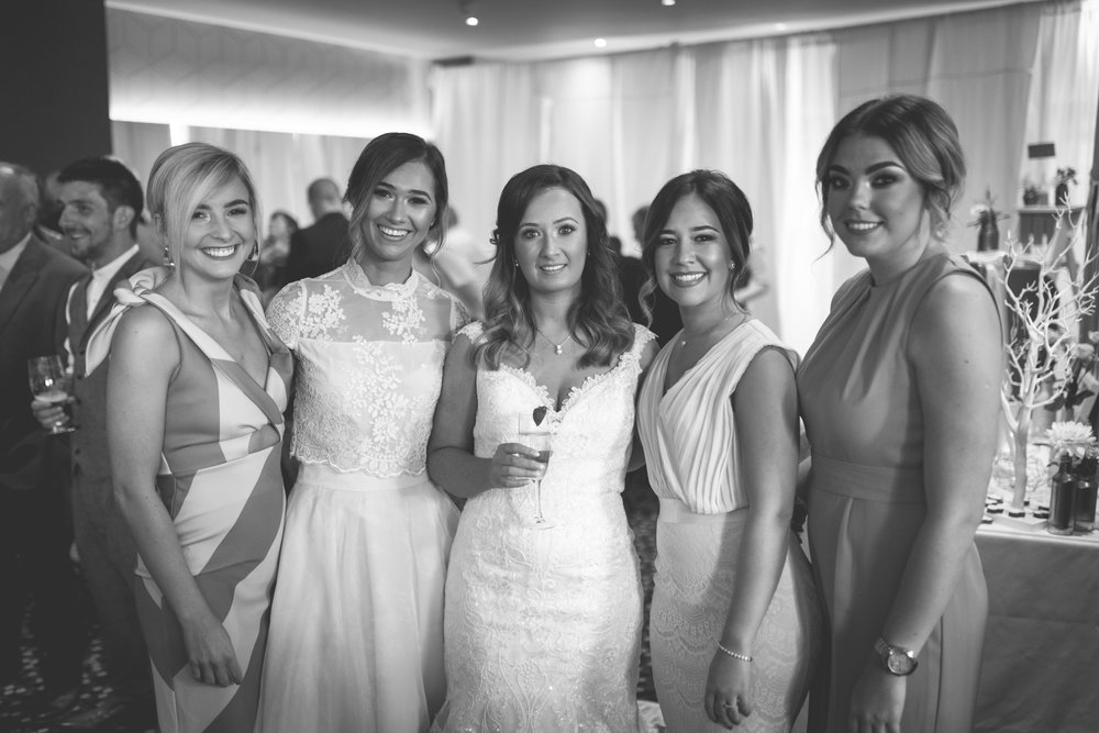 Brian McEwan | Northern Ireland Wedding Photographer | Rebecca & Michael | Ten Square Belfast Reception-34.jpg
