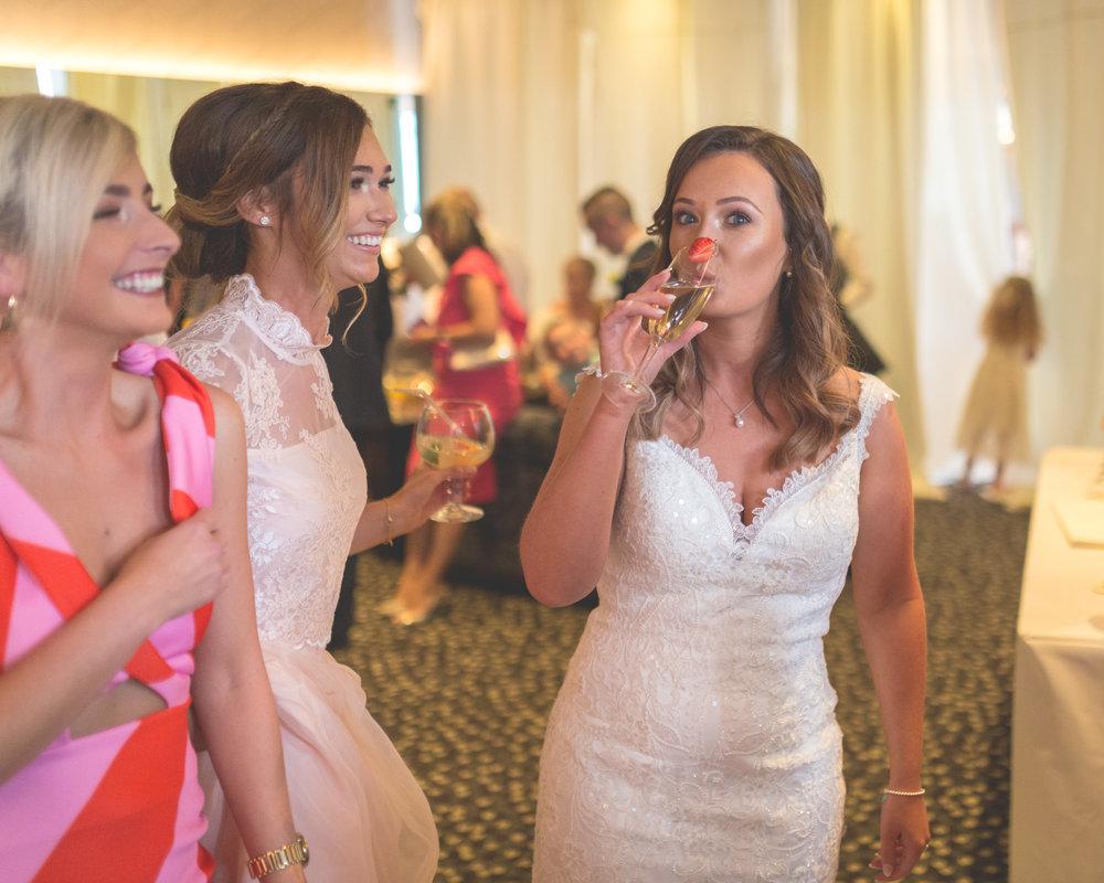 Brian McEwan | Northern Ireland Wedding Photographer | Rebecca & Michael | Ten Square Belfast Reception-35.jpg