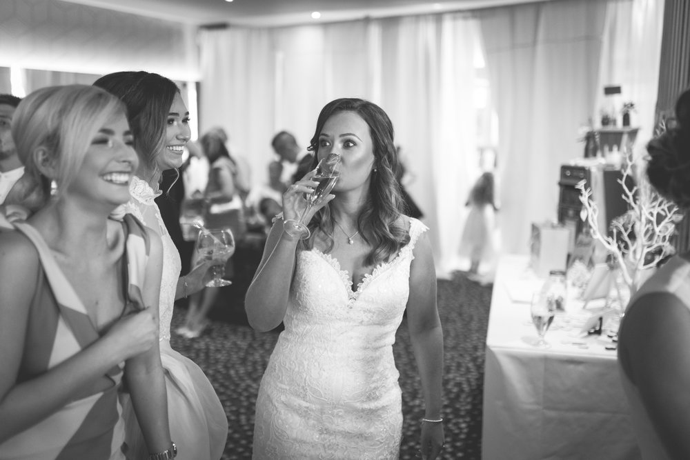 Brian McEwan | Northern Ireland Wedding Photographer | Rebecca & Michael | Ten Square Belfast Reception-36.jpg