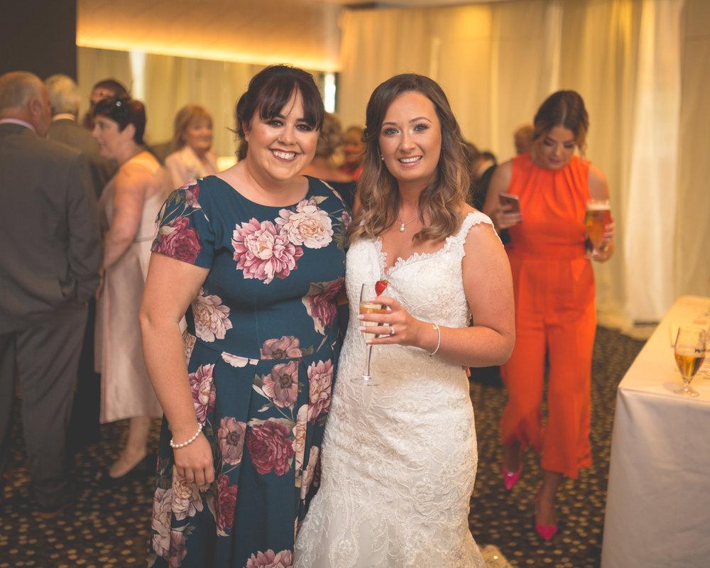 Brian McEwan | Northern Ireland Wedding Photographer | Rebecca & Michael | Ten Square Belfast Reception-37.jpg