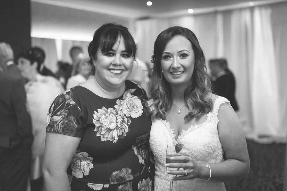 Brian McEwan | Northern Ireland Wedding Photographer | Rebecca & Michael | Ten Square Belfast Reception-38.jpg