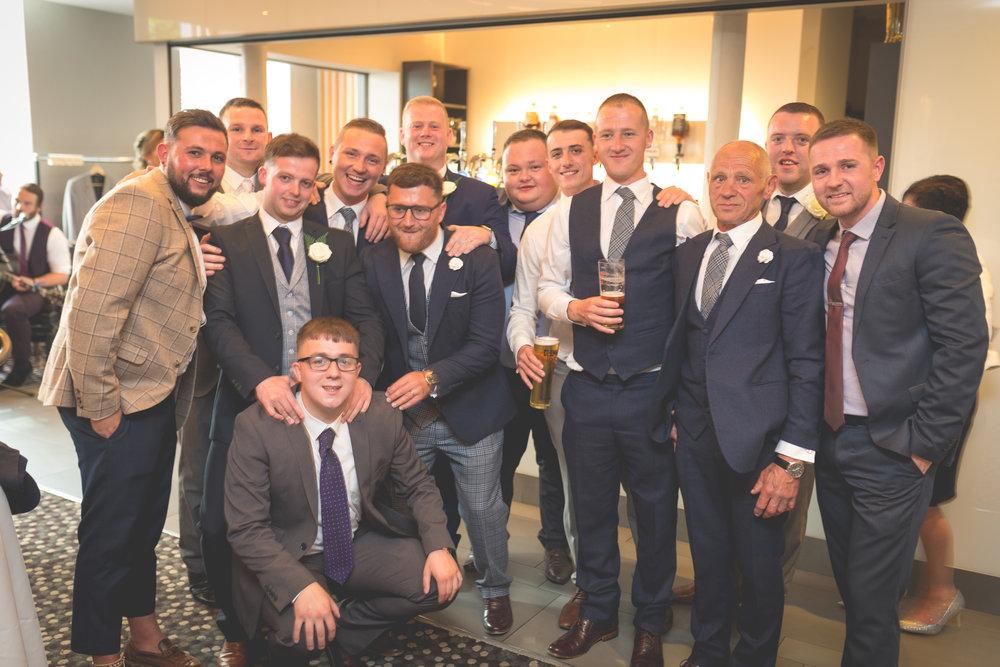 Brian McEwan | Northern Ireland Wedding Photographer | Rebecca & Michael | Ten Square Belfast Reception-40.jpg