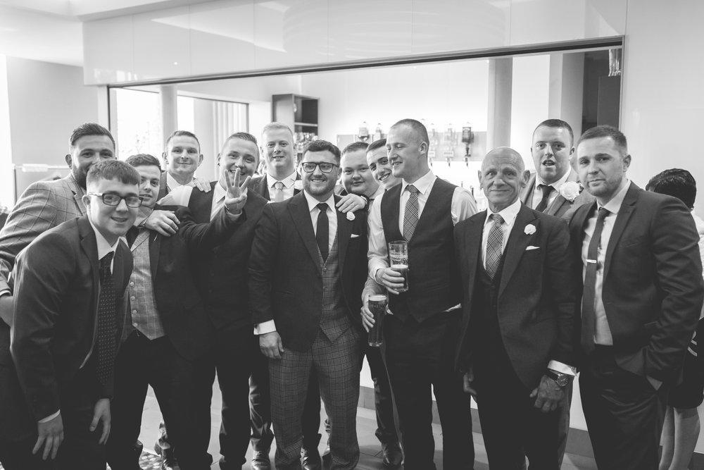 Brian McEwan | Northern Ireland Wedding Photographer | Rebecca & Michael | Ten Square Belfast Reception-41.jpg