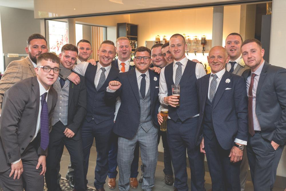 Brian McEwan | Northern Ireland Wedding Photographer | Rebecca & Michael | Ten Square Belfast Reception-42.jpg