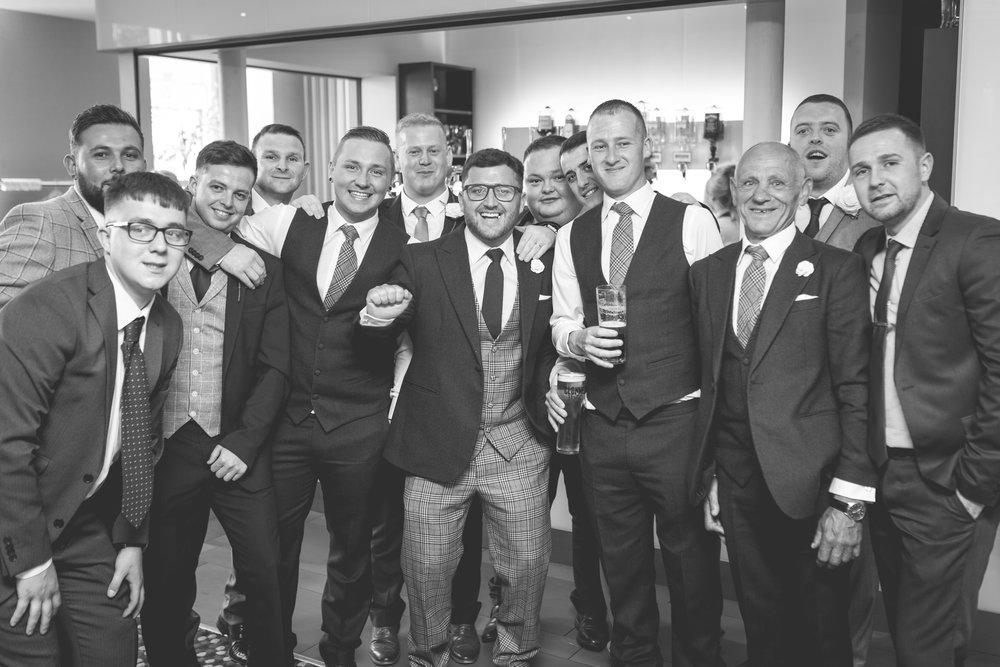 Brian McEwan | Northern Ireland Wedding Photographer | Rebecca & Michael | Ten Square Belfast Reception-43.jpg